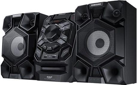 Minisystém Samsung MX-J630 černá