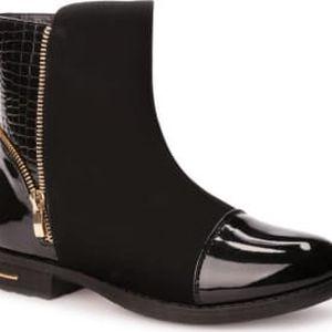 Dámské kotníčkové boty Lexie 0096 černé