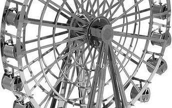 3D puzzle - model ruského kola