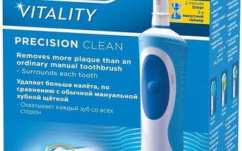 Oral-B Precision Clean D12.513 bílý