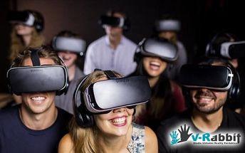 5 hodin ve virtuální realitě s dopravou po Praze zdarma