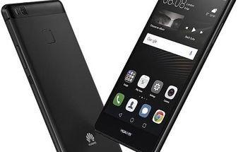 Mobilní telefon Huawei P9 Lite Dual SIM (SP-P9LITEDSBOM) černý Software F-Secure SAFE 6 měsíců pro 3 zařízení (zdarma)Paměťová karta Samsung Micro SDHC 16GB Class 10 - bez adaptéru (zdarma) + Doprava zdarma