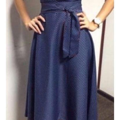 Elegantní šaty s puntíky