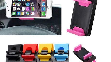 Univerzální držák na telefon na volant