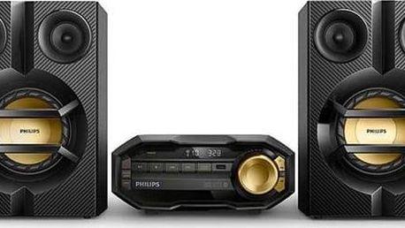 HiFi systém Philips FX10 černý + Doprava zdarma