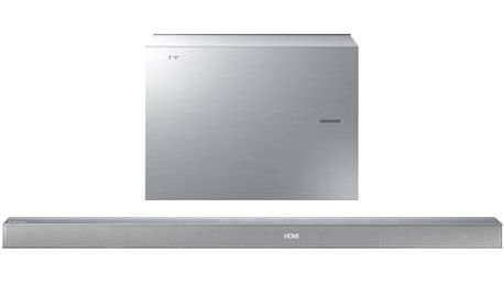 Soundbar Samsung HW-K651 stříbrný