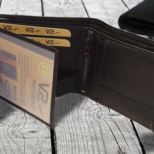 Pánské kožené peněženky MAXIM