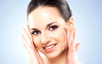 Hodinové hloubkové čistění pleti včetně technologie korektor botox efekt