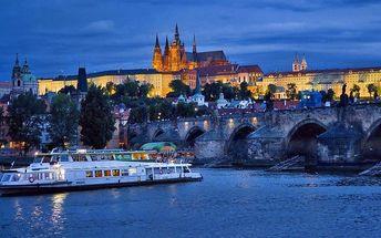 Námořníci, hurá na Vltavu: Plavby lodí Moravia