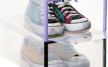 Sada 2 boxů na obuv Ordinett Modular Boxes