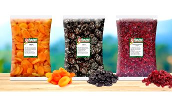 Kilo vitaminů a chutí: balíčky sušeného ovoce