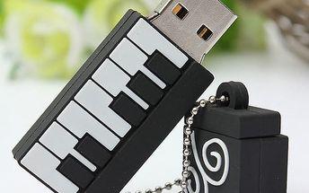 8GB Flashdisk - piano