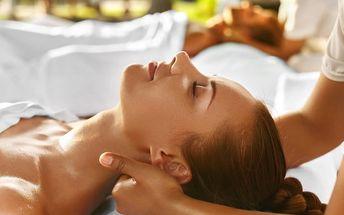 Romantická masáž pro dva: Výběr ze 4 masáží