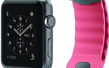 Belkin Apple watch Sports řemínek, 42mm - F8W730btC01