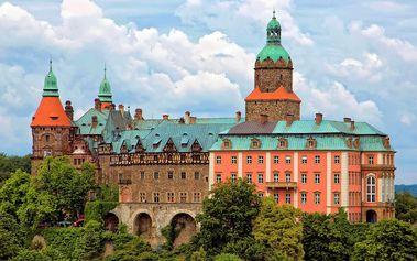 Tajné sídlo Adolfa Hitlera a polské Versailles