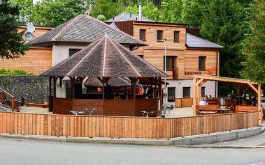 Sport & Relax areál Bozeňov na Moravě s polopenzí a wellness