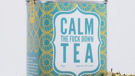 Čaj na uklidnění Calm the Fuck Down 75 g