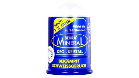 Bekra Mineral Deo-Crystal 100 g deodorant deostick unisex
