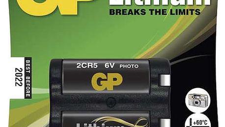 GP, lithium, 2CR5, 1400mAh, 1ks - 1022000511