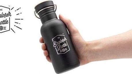 Kvalitní nerezová láhev Explorer Bottle 500 ml