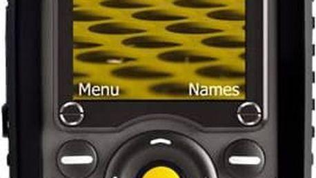 Výjimečně odolný mobilní telefon Caterpillar CAT B25