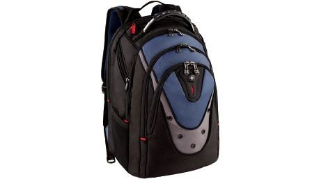 "WENGER IBEX - 17"" batoh na notebook, modrý - 600638"