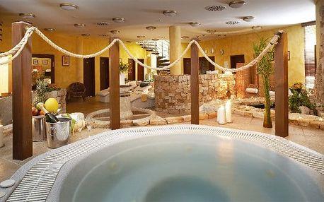 3–8denní wellness pobyt pro 2 osoby ve SPA Hotelu Bílý Hořec*** v Harrachově