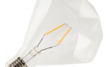 LED žárovka Diamond, 2W, 138 Lm