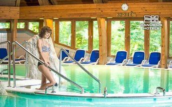 Hévíz ve 4* hotelu s wellness a plnou penzí