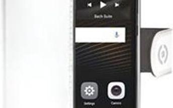 Pouzdro CELLY Wally Huawei P9 Lite Bílá