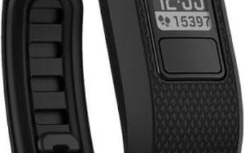 Monitorovací náramek Garmin Vivofit3 (velikost XL) černé