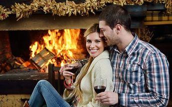 Jižní Čechy, Borovany u Třeboně na 3-6 dní pro dva s polopenzí a lahví vína, platnost do října