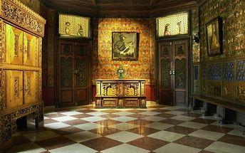 Rakousko: 1denní výlet pro 1 osobu, zámek Laxenburg, plavba na podzemním jezeře, čokoládovna
