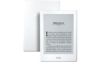 Amazon Kindle 8 Touch 2016 verze s reklamou bílá/white - B017JG41PC