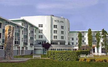 Hotel Jana**** v Přerově s polopenzí a neomezeným wellness