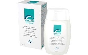 Sebclair šampón 100 ml