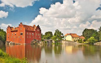 Pohoda v Jižních Čechách pro dva s půjčením kol