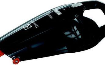Akumulátorový vysavač Electrolux Rapido ZB5112E černý