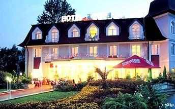 Jarní relaxační pobyt v 3*hotelu Berlin s polopenzí pro dva solná jeskyně, oxygenoterapie, masáže.