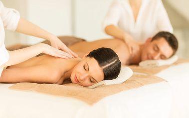 Bahenní zábal s možností celkové masáže či párová masáž: relaxace v délce až 75 minut v Plzni