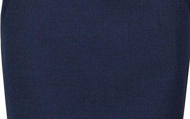 Tmavě modrá sukně Skunkfunk Redene