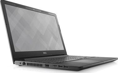 Dell Vostro 15 (3568), černá - 3568-5662 + Microsoft Office 365 pro jednotlivce 1 rok v ceně 1599 Kč + Sleva 1kč