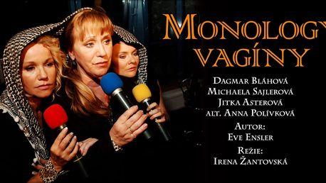 """Divadelní představení """"Monology vagíny"""""""