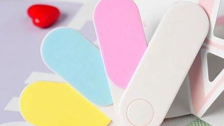 Skládací pilník na nehty do kabelky - dodání do 2 dnů