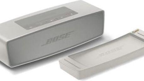 Přenosný reproduktor Bose SoundLink Mini II bílý
