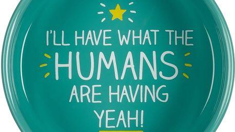 Miska pro domácího mazlíčka Happy Jackson Humans Are Having