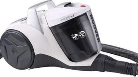 Vysavač podlahový Hoover BREEZE BR71_BR10011 bílý