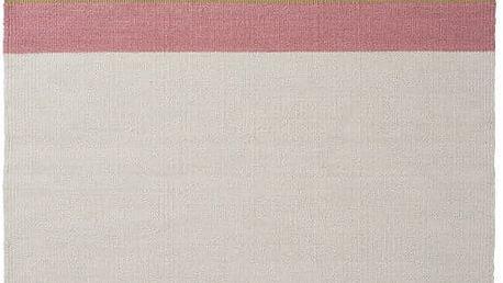 Vlněný koberec Linie Design Metallum Powder, 80x150cm - doprava zdarma!