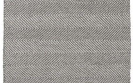 Ručně tkaný koberec Linie Design Norwich Yellow, 80x250cm - doprava zdarma!