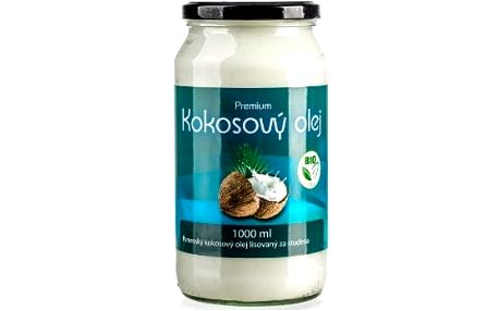 Allnature Premium kokosový olej bio 1000 ml